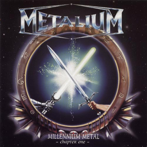 Metalium - Millennium Metal - Chapter One