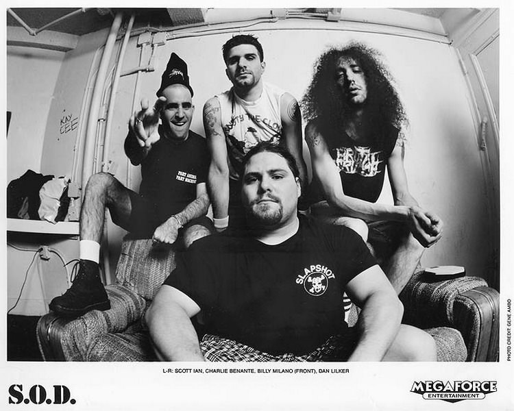 Stormtroopers of Death - Photo