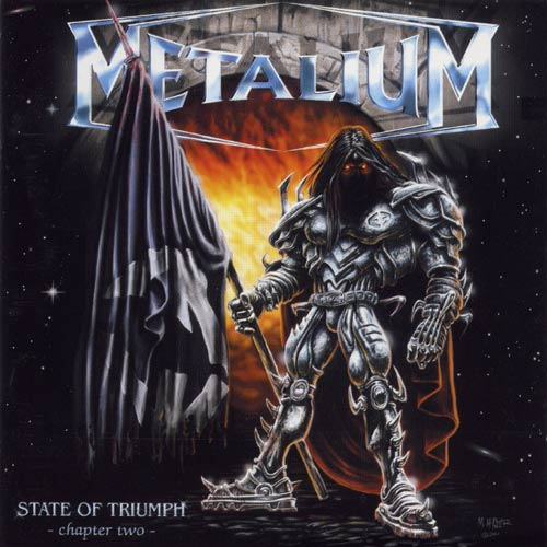 Metalium - State of Triumph - Chapter Two