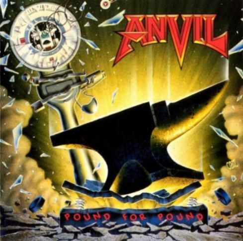 Anvil — Pound for Pound (1988)