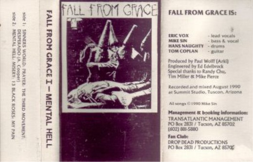 Fall From Grace - Mental Hell