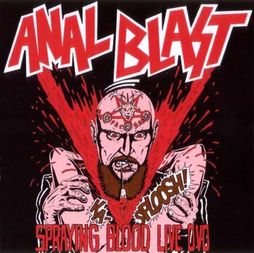 Anal Blast - Spraying Blood Live