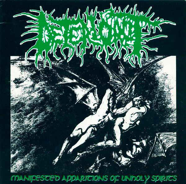 Deteriorot - Manifested Apparitions of Unholy Spirits