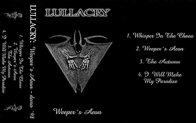 Lullacry - Weeper's Aeon