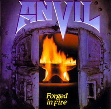 Anvil — Forged In Fire (1983)