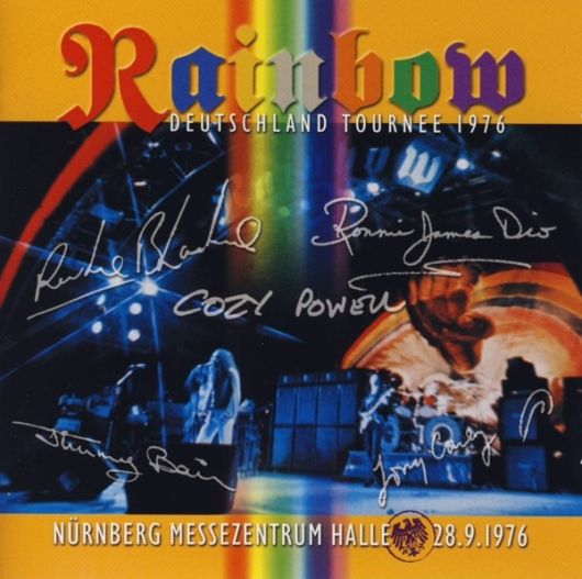 Rainbow - Live in Nürnberg 1976