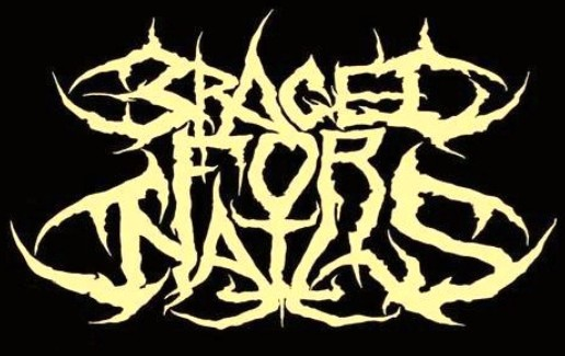 Braced for Nails - Logo