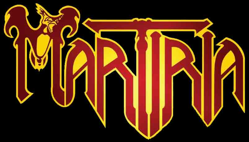 Martiria - Logo