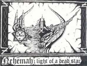 Nehëmah - Light of a Dead Star