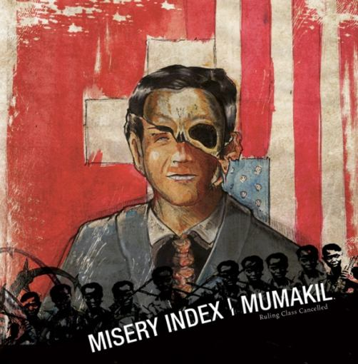Misery Index / Mumakil - Ruling Class Cancelled