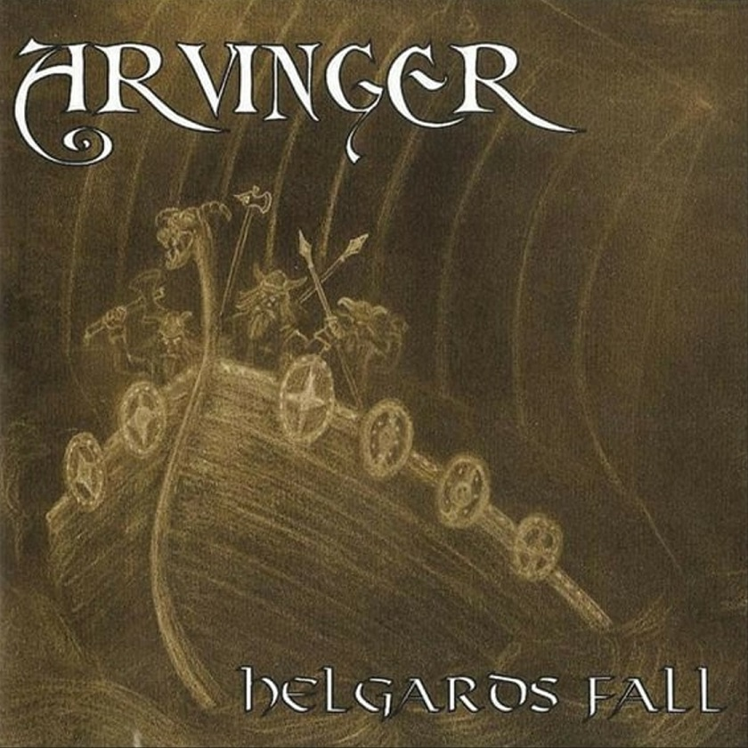 Arvinger - Helgards fall