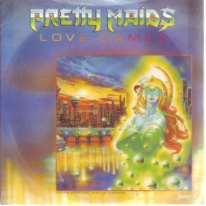 Pretty Maids - Love Games