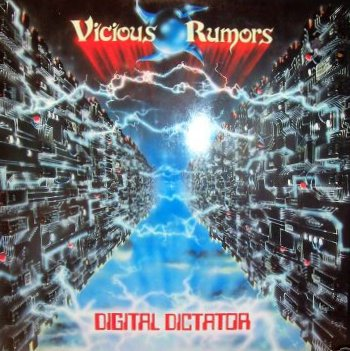 Vicious Rumors - Digital Dictator
