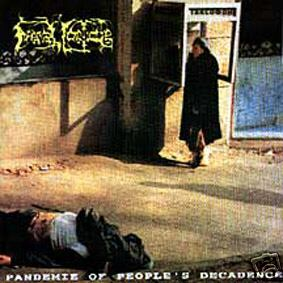 Deaf & Dumb / Imperial Foeticide - Uprooted... / Pandemie of People's Decadence