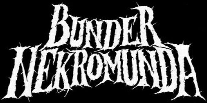 Bunder Nekromunda - Logo