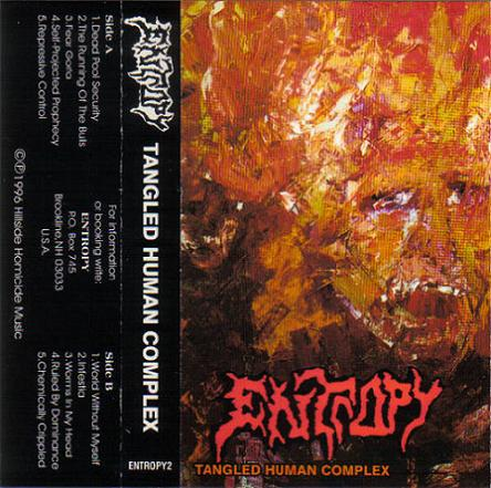 Entropy - Tangled Human Complex