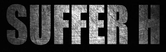 Suffer H - Logo
