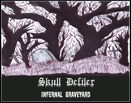 Skull Defiler - Infernal Graveyard