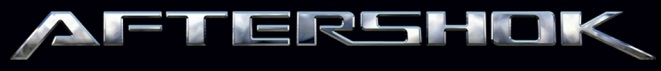 Aftershok - Logo