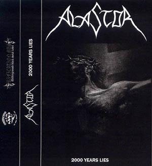 Alastor - 2000 Years Lies
