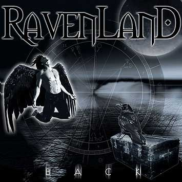 Ravenland - Back