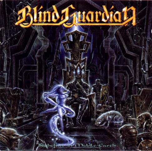 Blind guardian nightfall in middle earth encyclopaedia for Mirror mirror blind guardian lyrics