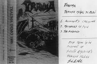 Trauma - Demo 1989