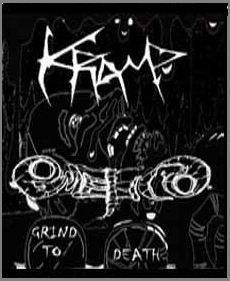 Kramp / Emetica - Grind to Death