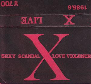 X Japan - X Live
