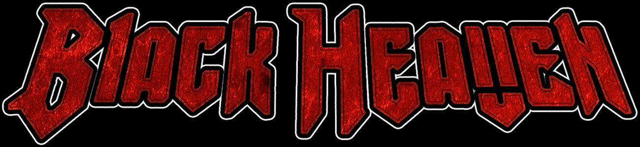 Black Heaven - Logo