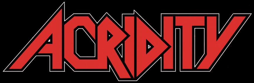 Acridity - Logo