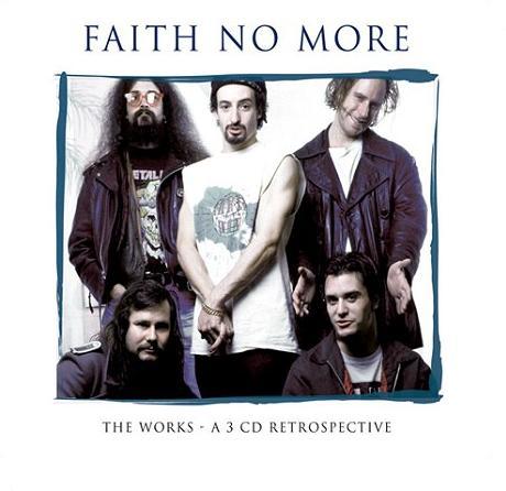 Faith No More - The Works - A 3 CD Retrospective