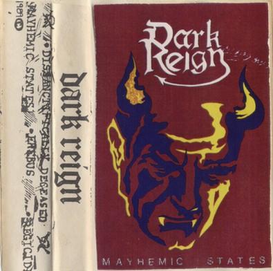 Dark Reign - Mayhemic States