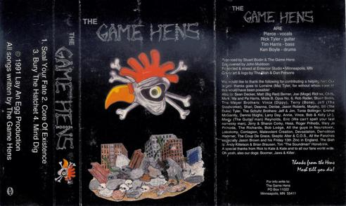 The Game Hens - Demo 1991