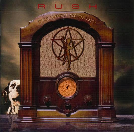 Rush - The Spirit of Radio: Greatest Hits 1974-1987