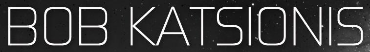 Bob Katsionis - Logo