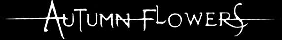 Autumn Flowers - Logo