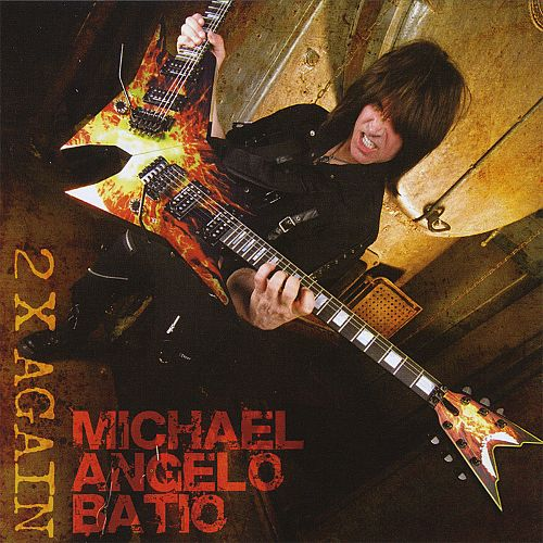Michael Angelo Batio - 2 X Again