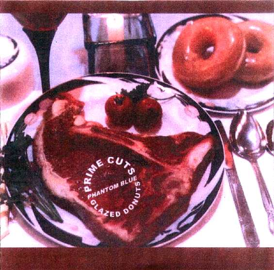 Phantom Blue - Prime Cuts & Glazed Donuts
