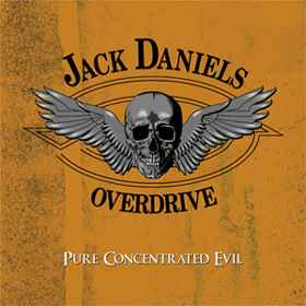 J. D. Overdrive - Pure Concentrated Evil