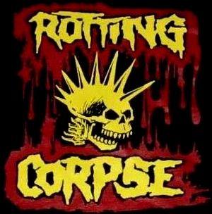 Rotting Corpse - Logo