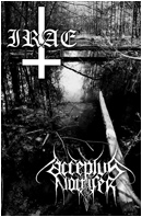 Acceptus Noctifer / Irae - Contempt and Slander