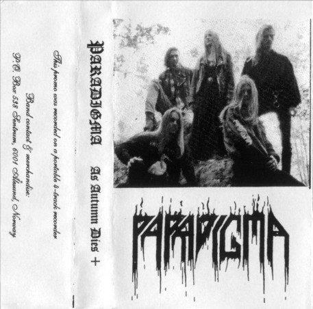 Paradigma - As Autumn Dies