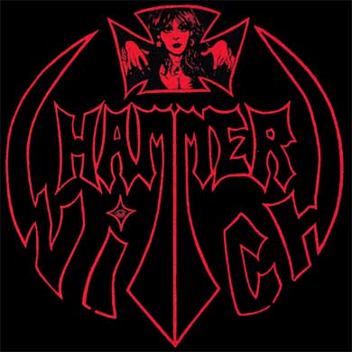 Hammer Witch - Logo