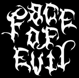 Face of Evil - Logo