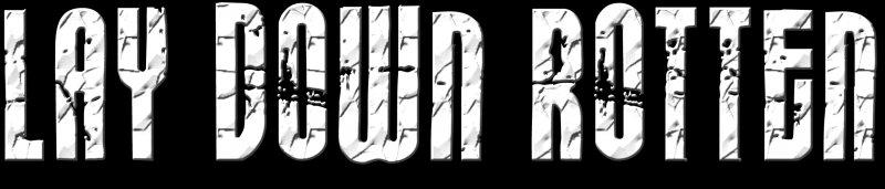 Lay Down Rotten - Logo