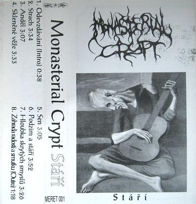 Monasterial Crypt - Stáří