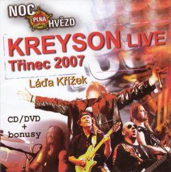 Kreyson - Noc plná hvězd - Live Třinec 2007