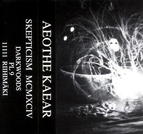 Skepticism - Aeothe Kaear