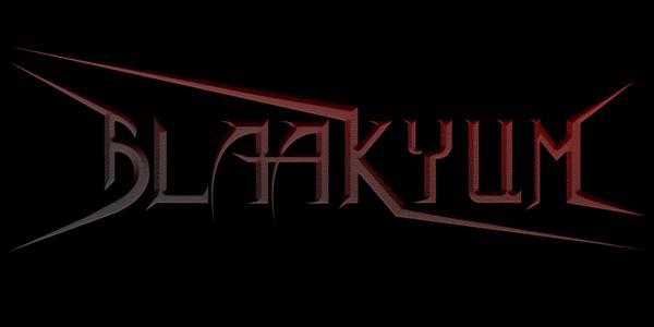 Blaakyum - Logo